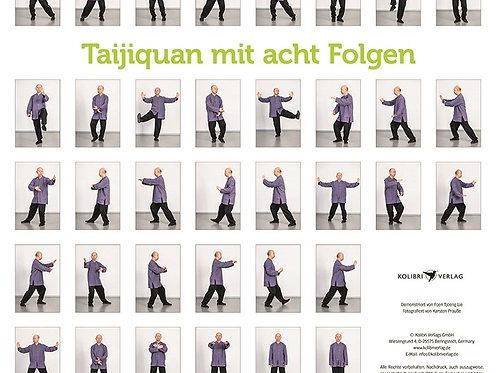 Poster Taiji mit 8 Folgen