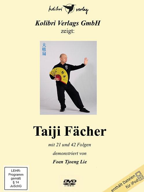 Taiji Fächer
