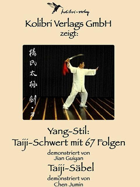 Taiji-Schwert und Taiji-Säbel