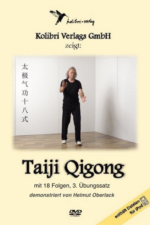 Taiji Qigong 3. Übungssatz