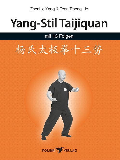 Yang-Stil Taijiquan mit 13 Folgen