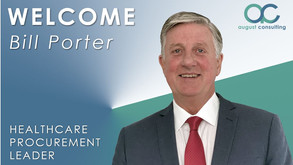 Bill Porter joins August Consulting