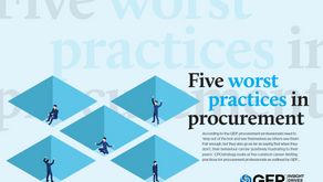 Common procurement pitfalls