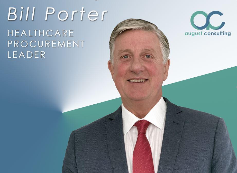 Bill Porter Healthcare Procurement Leader