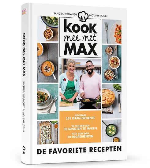 Cover Kook mee met MAX