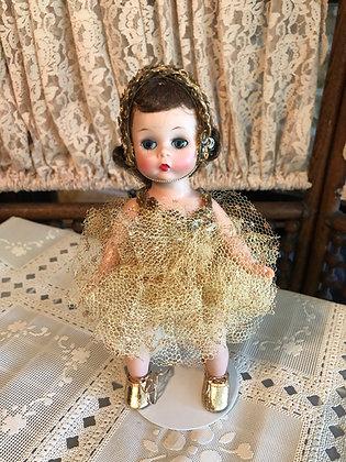 Madame Alexander-Kin Gold Ballerina