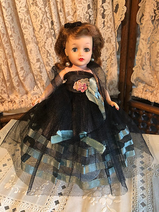 Little Miss Revlon Doll in tagged formal