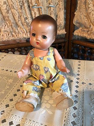 Effanbee Babyette, composition