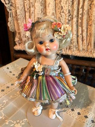 Ginny Rainbow Ballerina
