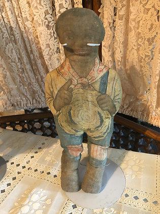 Wade Davis, Aunt Jemima Family cloth doll