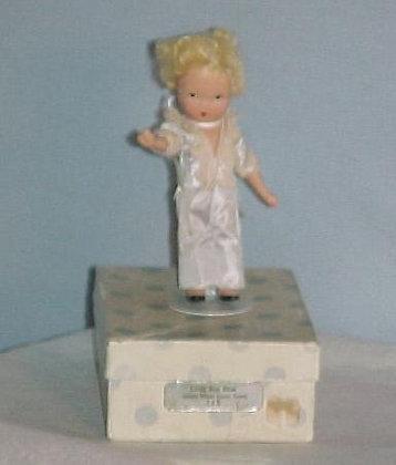 Nancy Ann Doll, Little Boy Blue, MIB, antique