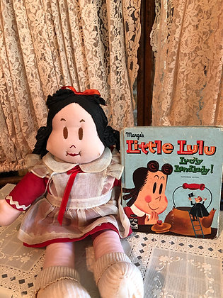 Little LuLu and her book,  VG condition
