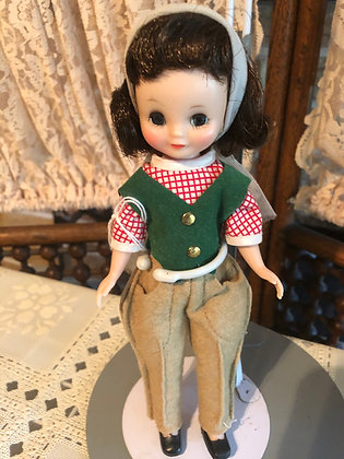 Betsy McCall, American Character Doll, 1959 Pony Pals