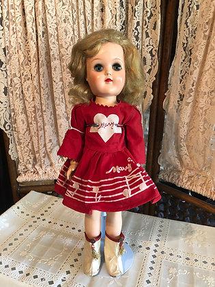 Mary Hartline Doll, all original
