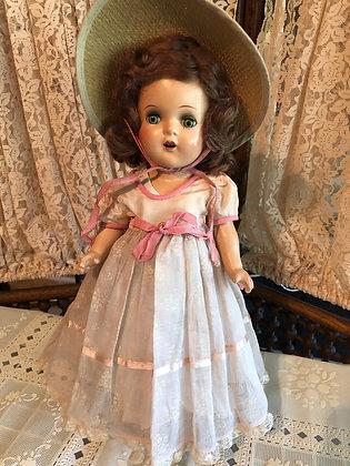 Arranbee Nancy, in pink formal