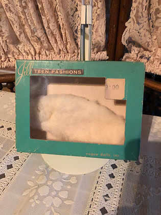 Jill Fur Cape in original box