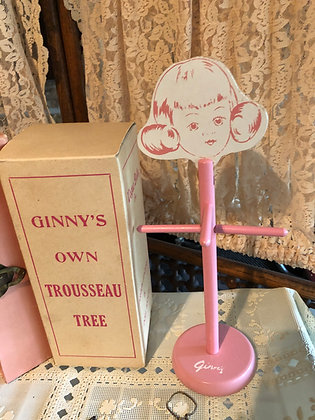 Ginny Trouseau Tree in original box