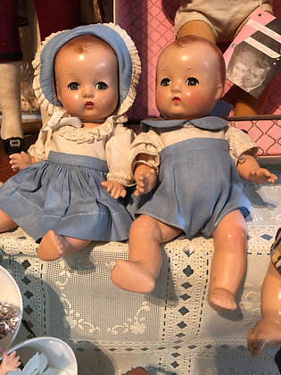 Effanbee Babyette Twins, composition