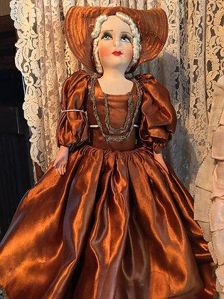 Blossom Boudoir Doll