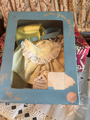 Ginnette Creeper Outfit in original box