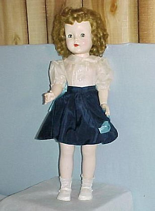 "Sweet Sue Doll 25"" All orig, collectible"