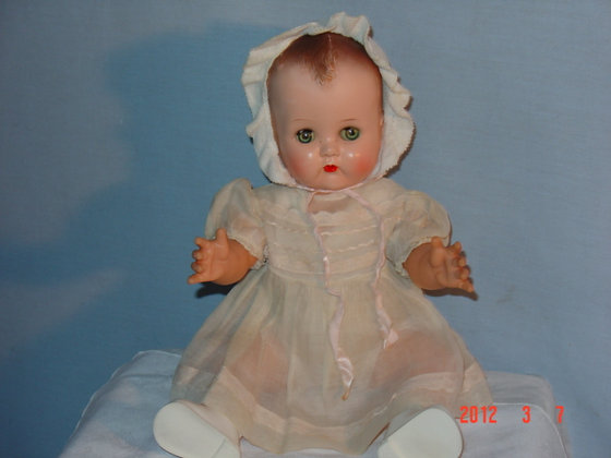 "Betsy Wetsy Doll 16"" all original, collectible"