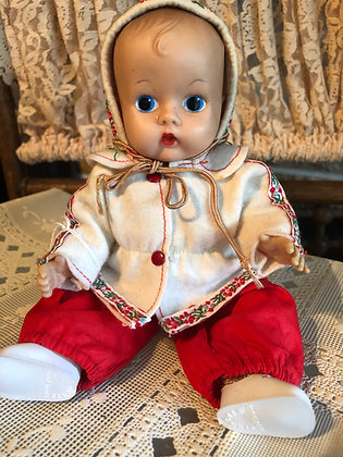 Ginnette Doll in Snow Suit PE