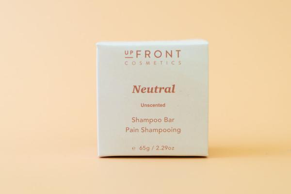 Neutral (Unscented) Shampoo Bar