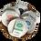 Thumbnail: Reusable Cleansing Pads - Organic Cotton