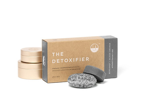 Unwrapped Life The Detoxifier Travel Set