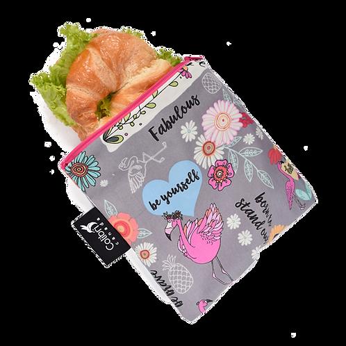 Colibri Reusable Sandwich Bag - Fab