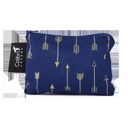 Colibri Reusable Snack Bag- Arrows