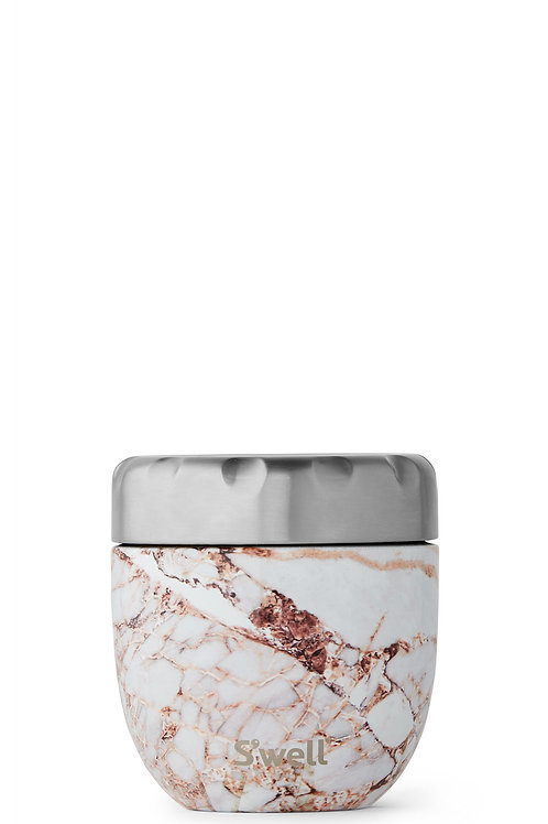 S'well Eats Stainless Steel Thermal Container - Calcatta Gold