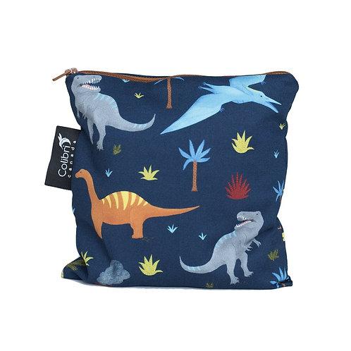 Colibri Reusable Sandwich Bags - Dinosaur