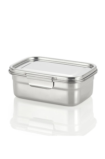 Stainless Steel Lunch Box- 1560/42oz