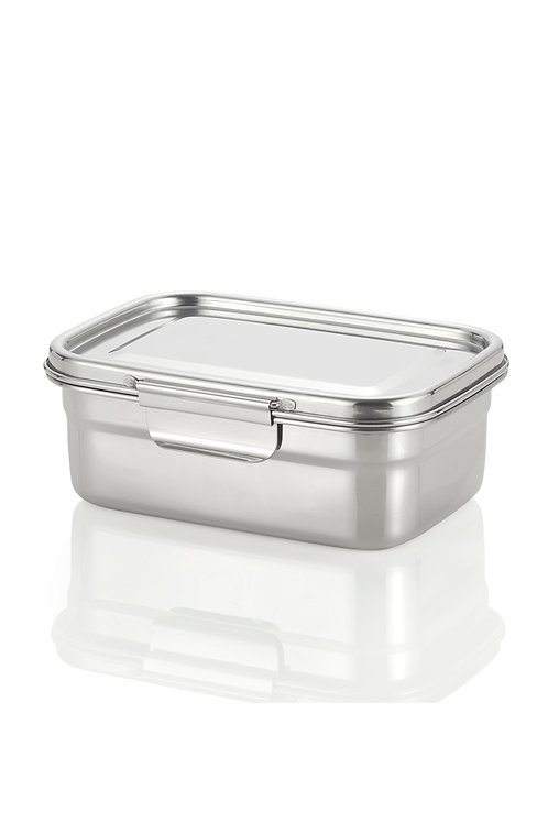Stainless Steel Lunch Box - 1000 ml/34 oz