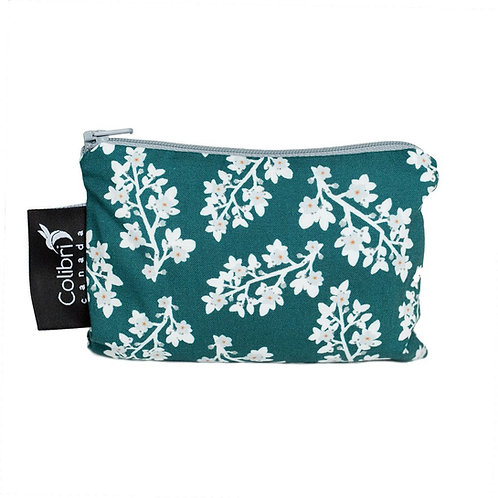 Colibri Reusable Snack Bag - Bloom