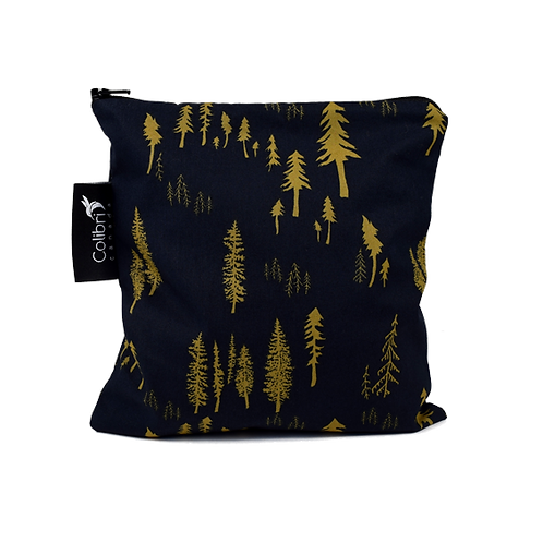 Colibri Reusable Sandwich Bag - Forest