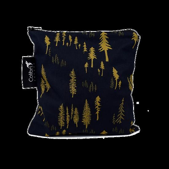 Colibri Reusable Sandwich Bag - Forest