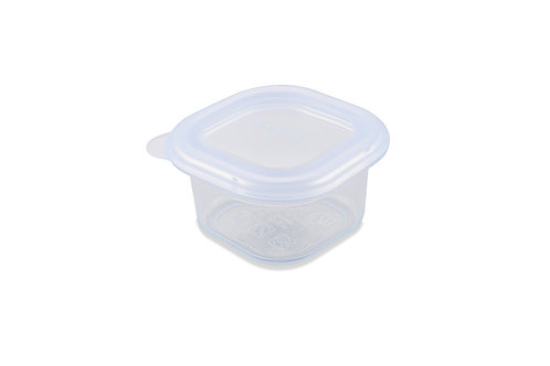 Minimal Silicone Sauce Containers - Pack of 2