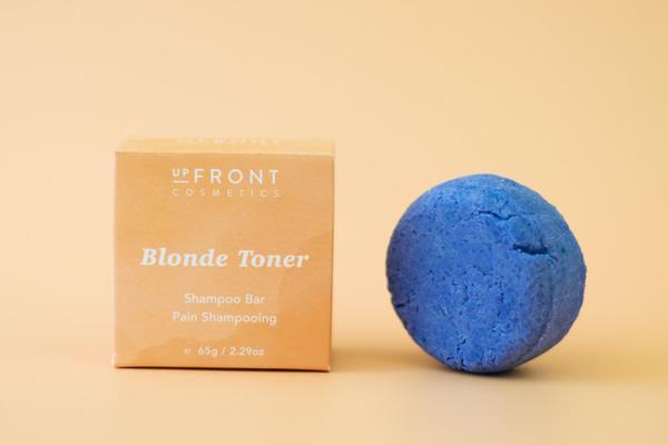 Enlightening (Blonde Toner) Shampoo Bar