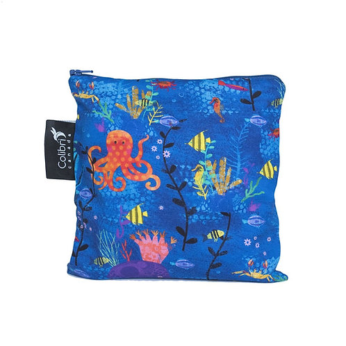 Colibri Reusable Sandwich Bag - Under the Sea