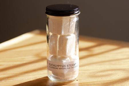 Eucalyptus Steam Jar (Cleansing Vapors for Shower)