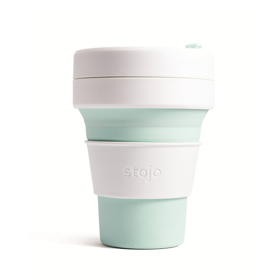 Collapsible Cup 12 oz/355 ml - Mint