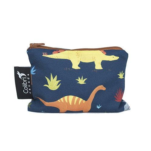 Colibri Reusable Snack Bag - Dinosaur