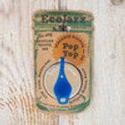 EcoJarz PopTop Sealable Drinking Jar Lid - Small Mouth