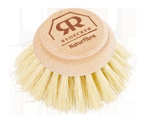 Redecker Brush Refill - White Bristle