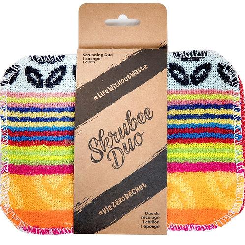 Skrubees - Sponge & Scrub Cloth