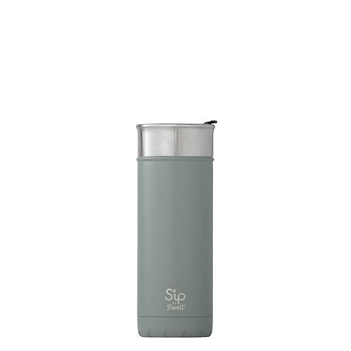 S'ip by S'well Travel Mug - Clean Slate