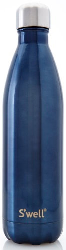 750 ml S'well Insulated Bottle - Blue Suede